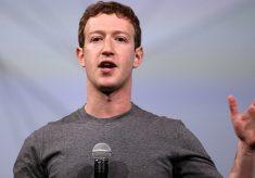 Comissão legislativa dos EUA diz que vai chamar Zuckerberg para depor