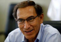 Martín Vizcarra chega nesta quinta ao Peru e assume presidência na sexta