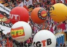 Centrais sindicais descartam greve geral nesta semana 33