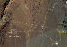 No meio do deserto, Irã parece construir mísseis de longo alcance sem chamar atenção 14