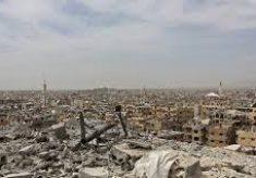 """Mídia estatal desmente disparos da defesa aérea contra """"alvos aéreos"""" hostis perto de Damasco"""