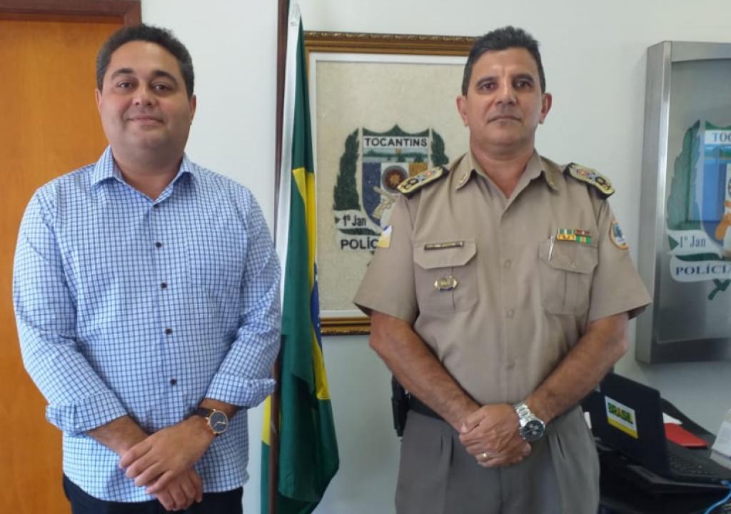 Após atentados, ATM discute com PM medidas de segurança para os prefeitos