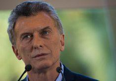 Governo de Macri pode negociar um pacto com Cristina Kirchner