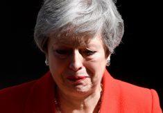 Theresa May anuncia renúncia ao cargo de primeira-ministra do Reino Unido