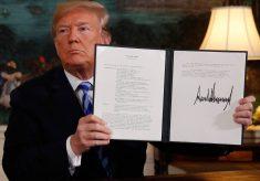 Irã retoma parte de suas atividades nucleares em resposta a retirada dos EUA de acordo