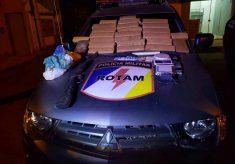 Combate às drogas tem mais uma grande apreensão de entorpecentes pela PMTO na capital