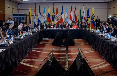 Grupo de Lima exige atitude da ONU por crise na Venezuela