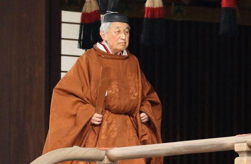 Imperador Akihito abdica e deixa o trono do Japão para seu filho Naruhito