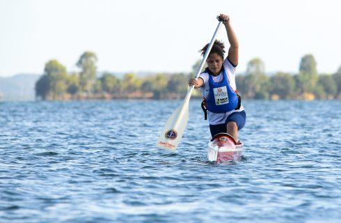 Primeira Equipe Feminina de Palmas participará de Campeonato Brasileiro de Canoagem