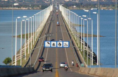 Ponte da Amizade que liga Palmas a Luzimangues é parcialmente interditada
