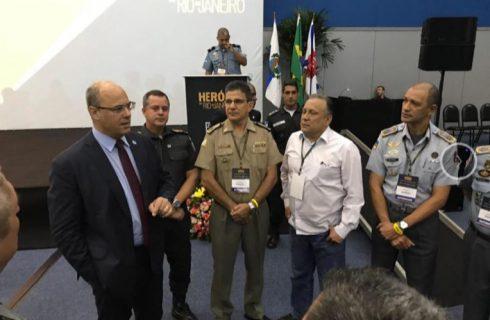 Comandante geral da PMTO participa de simpósio no RJ que discute a vitimização do policial