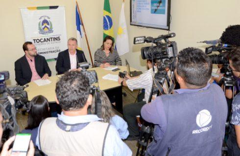 Processo de modernização do Plansaúde é apresentado durante coletiva na Secad