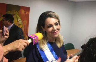 PSDB Nacional sai em defesa de Cinthia e diz que prefeita conquistou apoio do partido