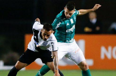 Borja desencanta, Palmeiras bate a Ponte e vê Corinthians a 9 pontos
