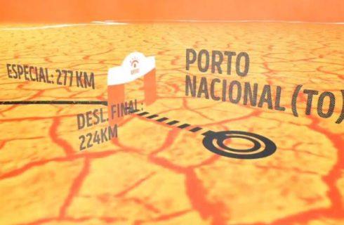 Porto Nacional é roteiro da 27ª edição do Rally dos Sertões