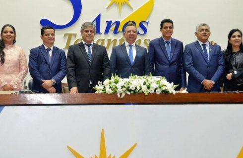 Comissões da AL serão formadas nesta semana; deputados articulam blocos partidários