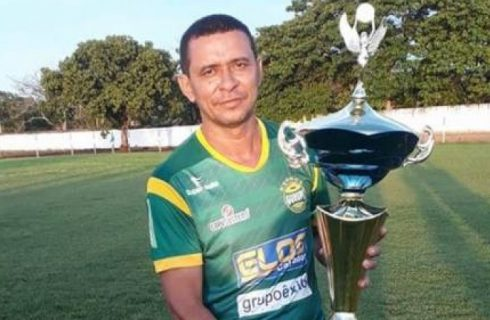 Taça do campeonato Estadual Tocantinense 2019 levará nome do desportista Wilson Costa