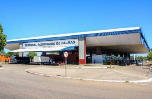 Rodoviária de Palmas vai funcionar em julho com barreiras sanitárias