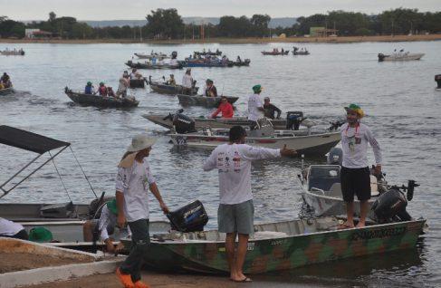 10° Torneio de Pesca ao Tucunaré será neste sábado em Porto Nacional