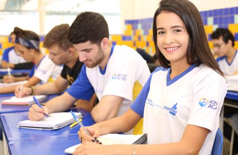 Confirmação de matrícula dos alunos novatos da rede estadual de ensino segue até sexta-feira, 24