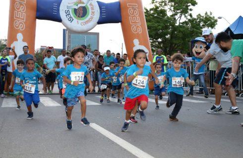 SESI Corrida de Rua da Criança está com inscrições abertas em Palmas