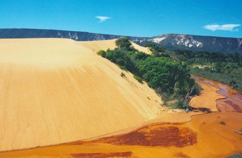 Governo do Tocantins publica normas para retorno de visitas aos atrativos do Parque Estadual do Jalapão