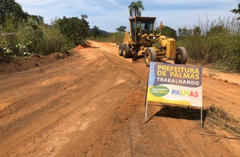 Prefeitura recupera 176 quilômetros de estradas rurais entre março e maio deste ano