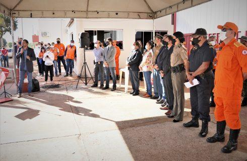 Equipes vão percorrer 32 municípios com o Projeto Foco no Fogo
