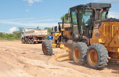 Governo do Tocantins torna de utilidade pública áreas que viabilizam obras de pavimentação na Rodovia TO-247, no Jalapão