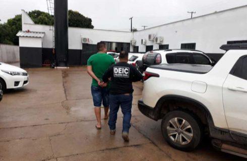 Polícia Civil deflagra operação Fournir e prende quatro traficantes em Paraíso