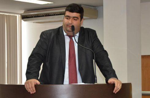 Filipe Fernandes e mais 11 vereadores de Palmas apresentam pedido de CPI da BRK Ambiental