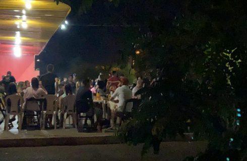 Fiscais da Prefeitura de Palmas interrompem festas clandestinas e embargam estabelecimento comercial