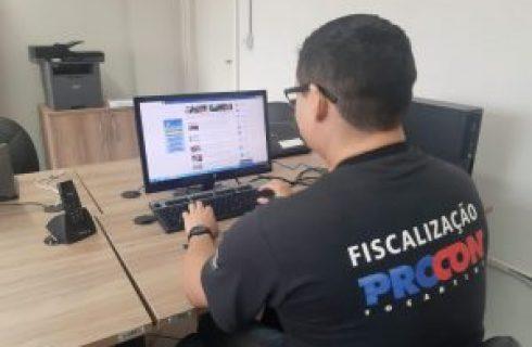 Procon Tocantins alerta consumidores sobre cuidados com compras feitas pela internet