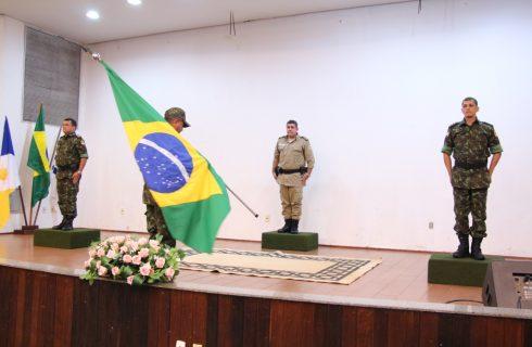 Batalhão de Polícia Militar Ambiental tem novo comandante