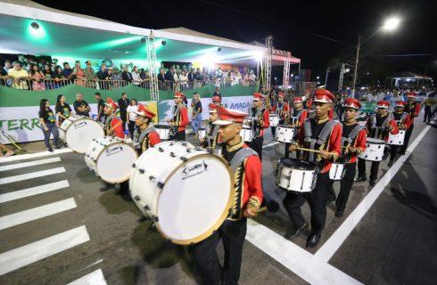Desfile Cívico-Militar em Palmas reúne milhares de pessoas e celebra Independência do Brasil