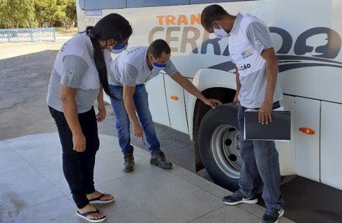 ATR reativa Unidades de Fiscalização nos terminais rodoviários do Estado