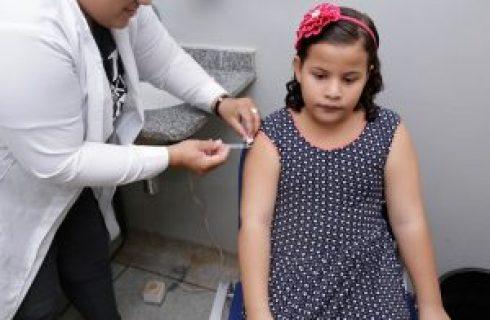 Atenção: Dia D da Campanha Nacional de Vacinação Contra o Sarampo acontece neste sábado, 15