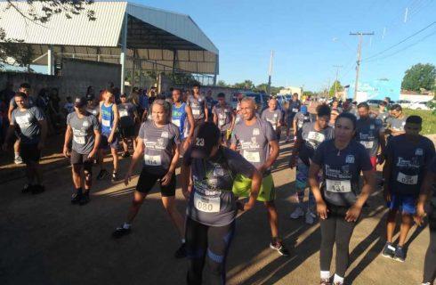 PM promove a 2ª Corrida Companhia Serra Geral em Dianópolis
