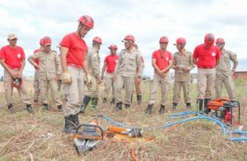 Corpo de Bombeiros Militar recebe novos e modernos equipamentos de salvamento e resgate