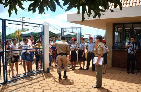 Entenda o novo formato de ingresso nos colégios cívico-militares no Tocantins