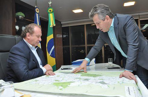 Governador Carlesse mobiliza líderes do Brasil Central para audiência pública sobre a Transbananal