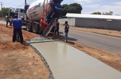 Plano de Acessibilidade executou e corrigiu 88 mil metros de calçada em Palmas