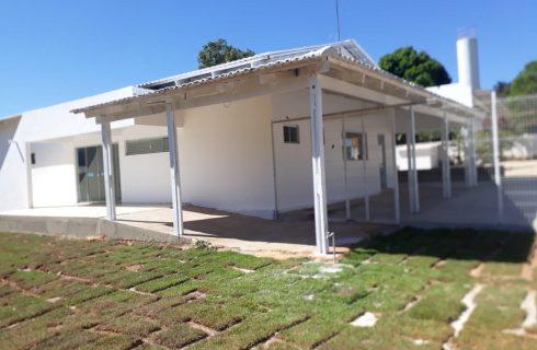 Bloco anexo à USF Walter Morato, em Taquaruçu, recebe farmácia e serviços administrativos nesta terça, 1º
