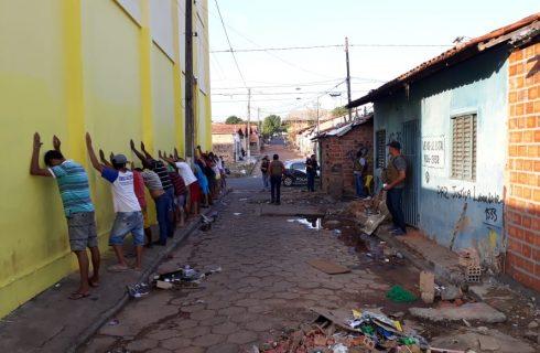 Polícia Civil deflagra Operação Epicentro no Norte do Estado