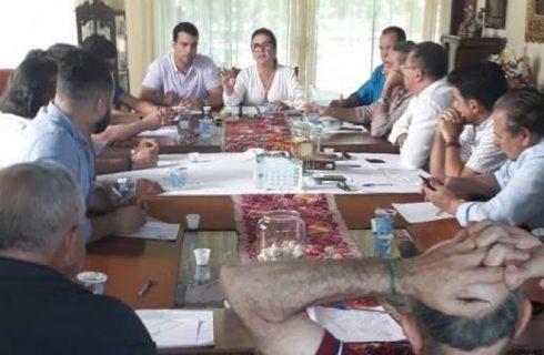 Oposições já têm Amastha e Damaso para governo; Vicentinho e Irajá postulam Senado