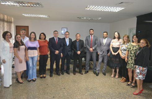 Presidente e Vice do Conselho Penitenciário do Tocantins são empossados