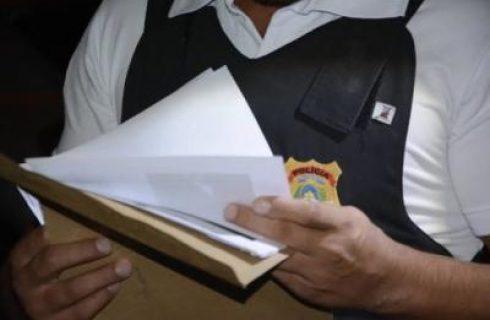 Polícia Civil indicia três pessoas por crimes contra a administração pública