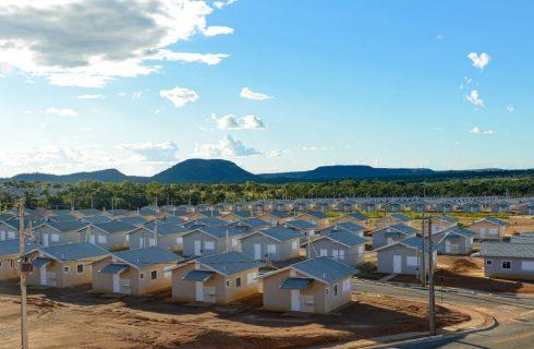 Com transmissão pelas redes sociais, Prefeitura de Palmas realiza sorteio de endereços do Recanto das Araras II