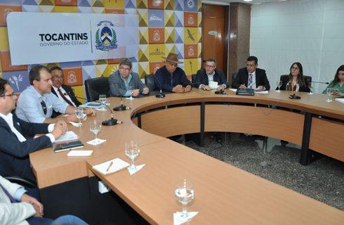 Governo recebe produtores da região do Rio Formoso para discutir viabilidade para a próxima safra