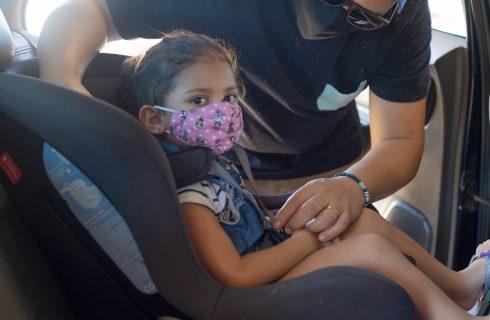 Maio Amarelo: Sesmu alerta sobre mudanças no transporte de crianças nos veículos